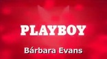 Making Of Playboy Barbara Evans