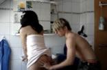Amadora Emo No Banheiro.
