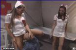 Escolhe A Enfermeira E Come.