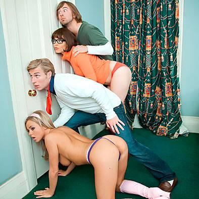Scooby Doo Porno